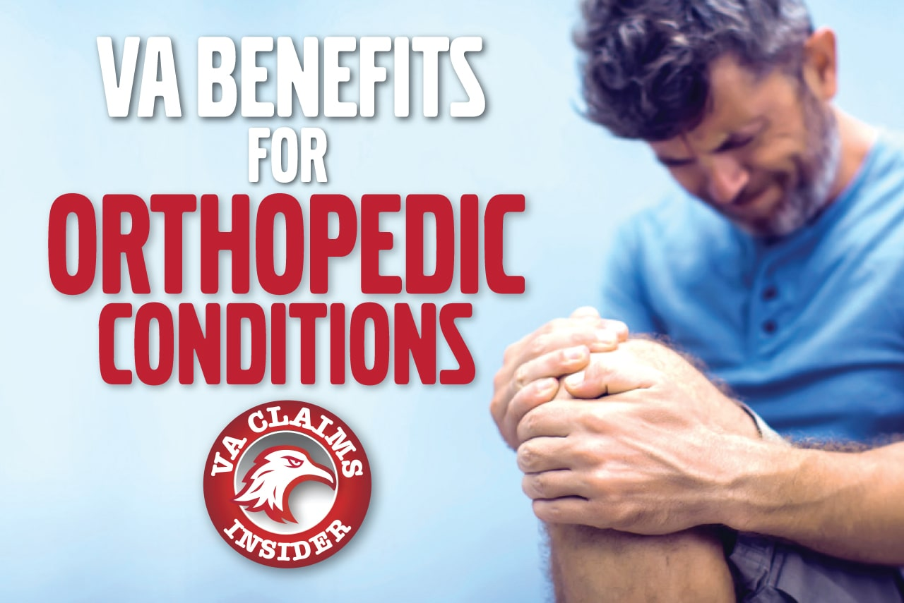 What Veteran Orthopedic Conditions Qualify for VA Benefits? VA Benefits for Orthopedic Conditions min