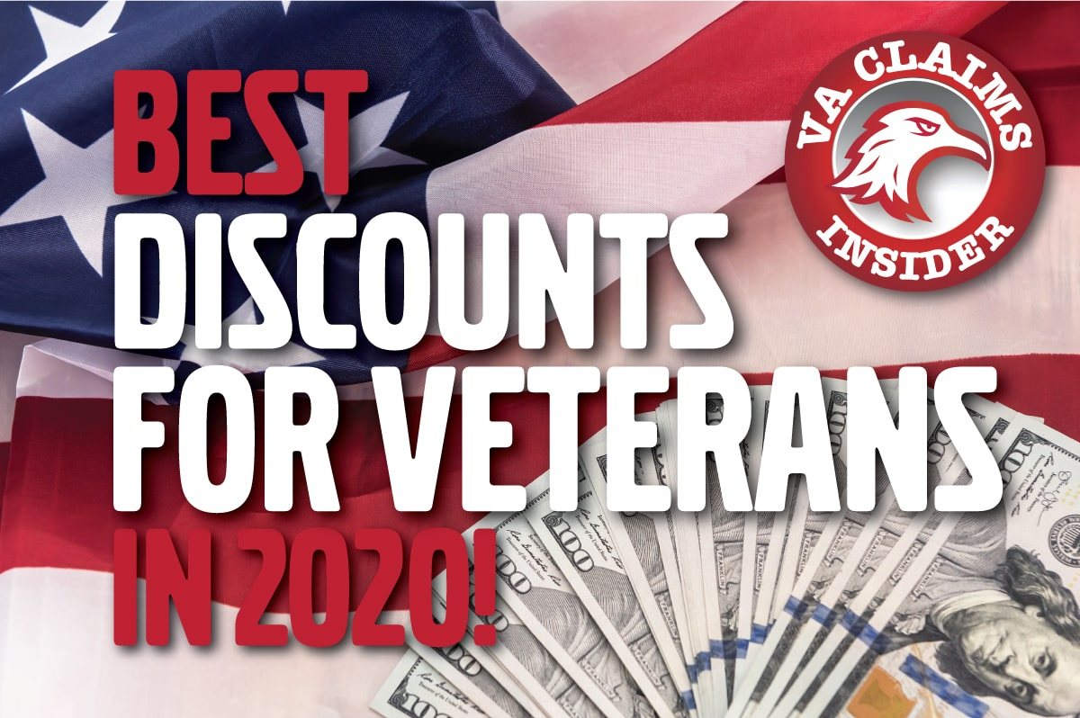 Best Discounts for Veterans in 2020 - The Insiders Guide Best Discounts for Veterans in 2020 min